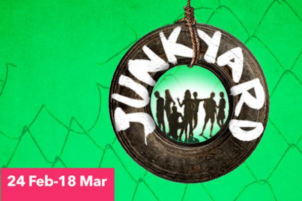 Junkyard premieres at Bristol Old Vic