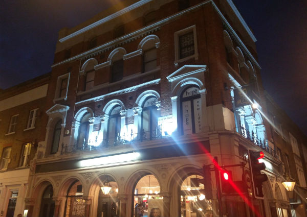The Hope Theatre in Islington