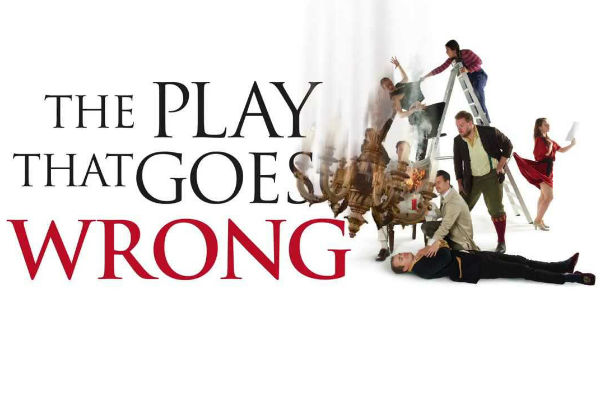 The Play That Goes Wrong is Mischief Theatre's longest-running West End hit