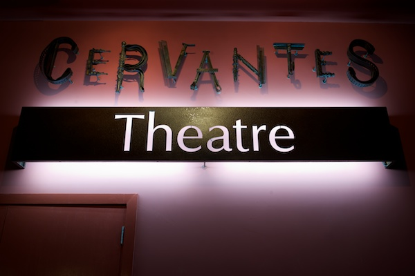The Cervantes Theatre is London's home of Spanish & Latin American playsa