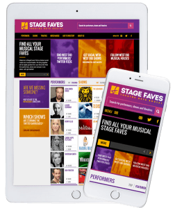 Get social media for Reasons to Be Cheerful & its cast on www.stagefaves.com