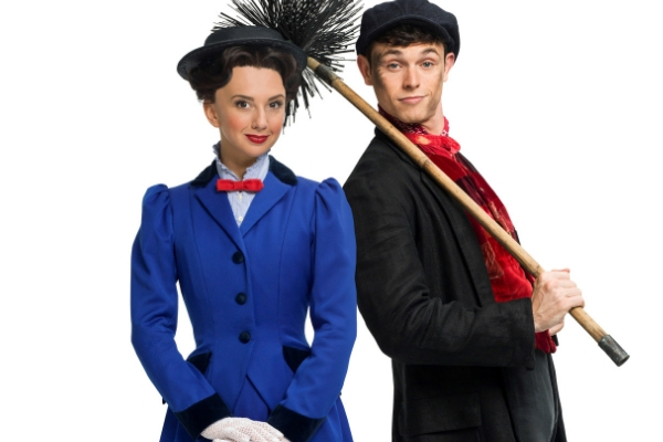 NEWS Mary Poppins returns to the West End in autumn 2019