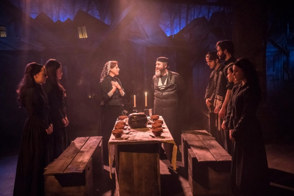 NEWS: Menier Chocolate Factory's Fiddler on the Roof will