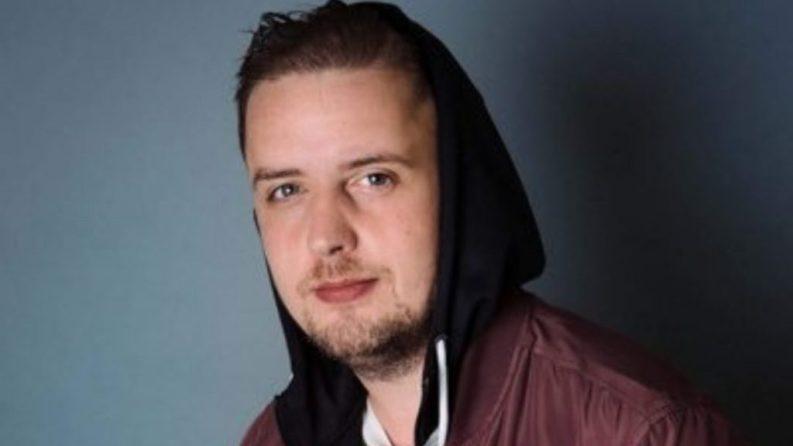 Current Bunker artistic director Chris Sonnex