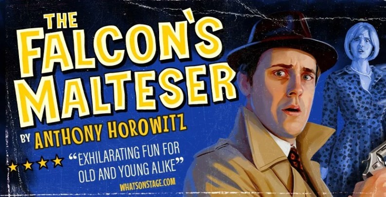 The Falcon's Malteser runs at The Vaults 17 July-25 August 2019