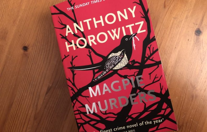Anthony Horowitz's 2016 adult whodunit novel centres on the murder of a whodunit writer