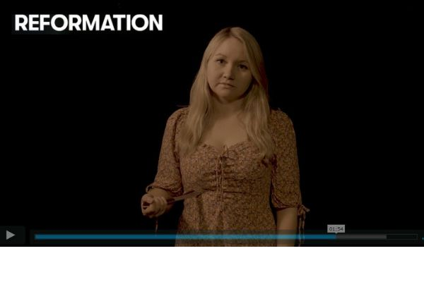 Reformation Trailer still