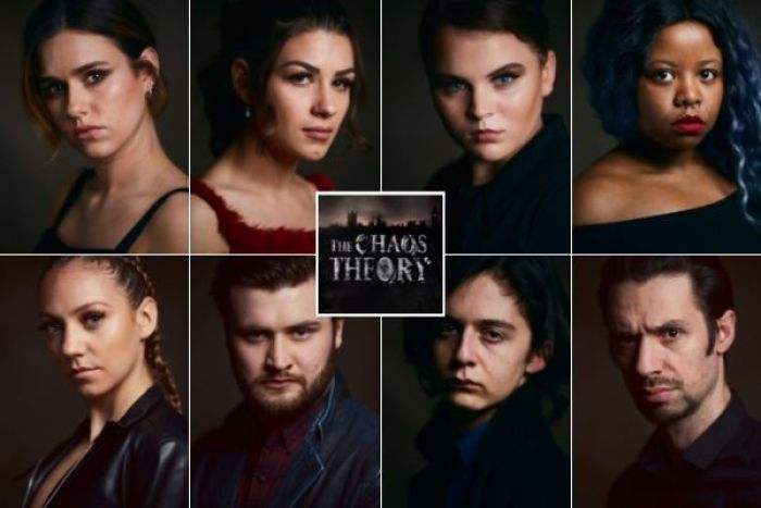 The Chaos Theory cast