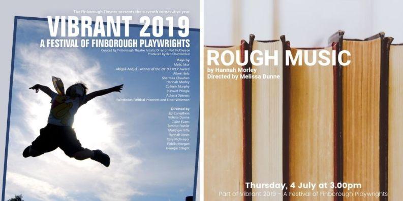 Rough Music is staged on 4 July 2019