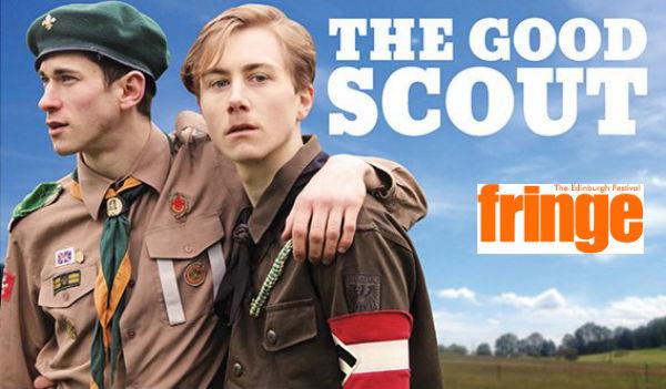 The Good Scout runs at Edinburgh Fringe 2-24 August 2019