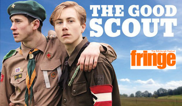 The Good Scout runs at Edinburgh Fringe 2-24 August 2019