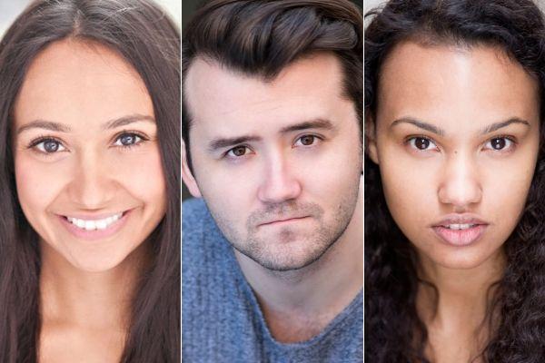 Arabella Rodrigo, Sam O'Hanlon & Michaela Bennison star in Separate Ways at Camden Fringe