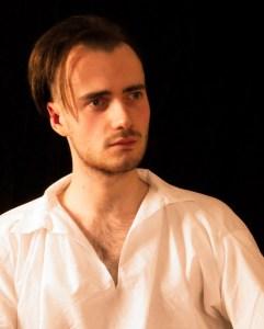 Hotson played by John Black