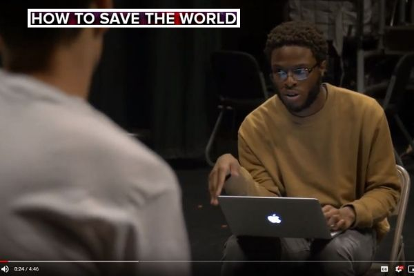 How To Save The World video