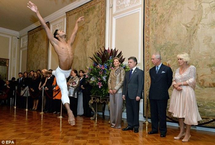 Fernando Montano at Presidential Palace