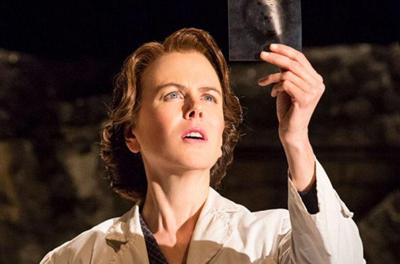 Nicole Kidman in the 2015 West End premiere of Photograph 51