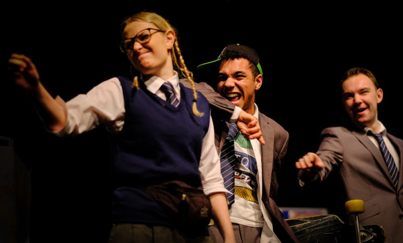 Rox, Paper & The Scissors are coming to Camden Fringe