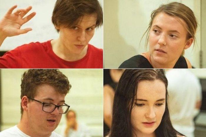 Scenic Reality cast