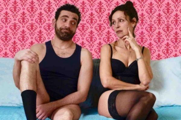 Lost Keys & Orgasms at the Pasty Motel stars Wanja Sellers & Alessandro Gruttadauria