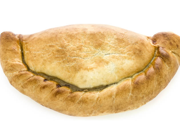 The Cornish Pasty that inspired a play?