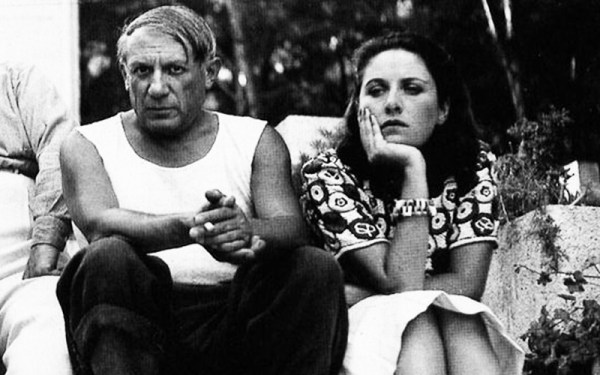 Dora Maar with Pablo Picasso