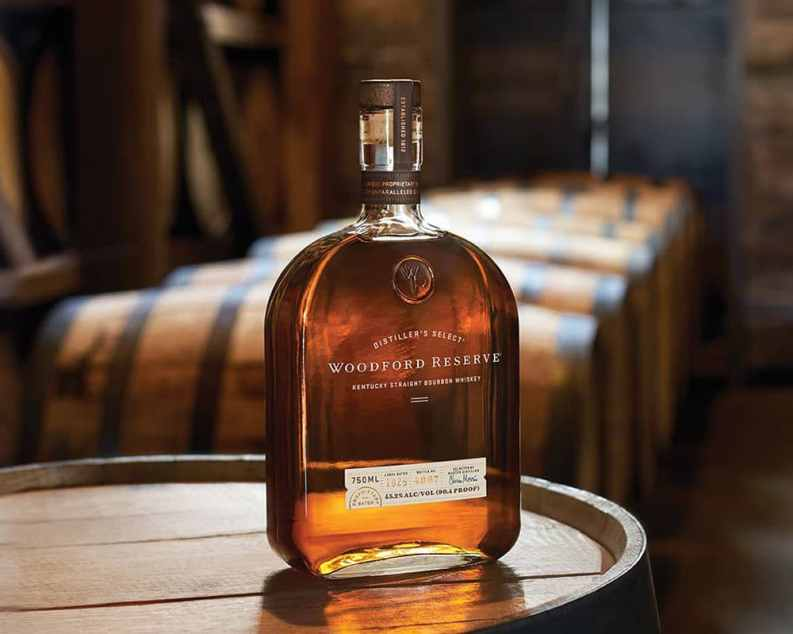 Woodford Reserve: Whisky of choice?