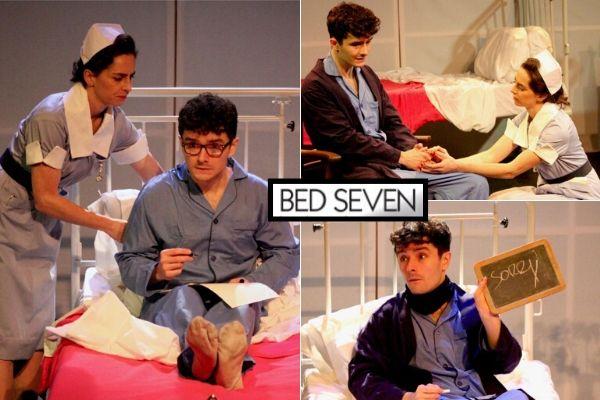 Bed Seven - Tristan Bates Theatre - November 19
