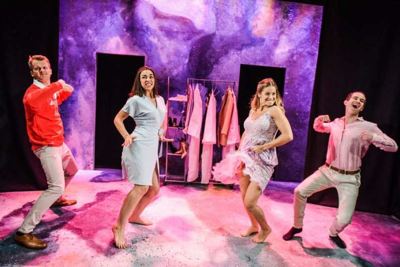 I Love You, You're Perfect, Now Change at Chiswick Playhouse