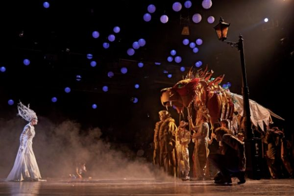 The Lion,The Witch & The Wardrobe at Bridge Theatre