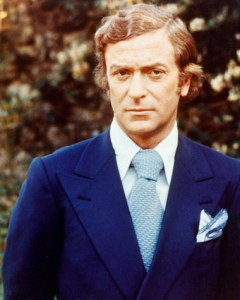 Michael Caine in Sleuth