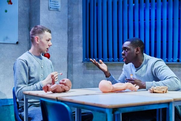 Shook at Southwark Playhouse