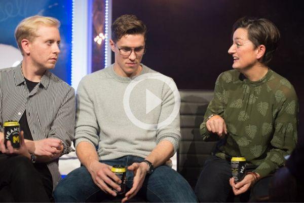 Watch the video of Terri Paddock's post-show talk at the British premiere of An Act of God starring Zoe Lyons, Matt Medford & Tom Bowen at The Vaults, London, November 2019