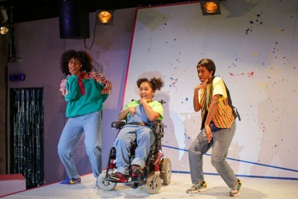 Little Miss Burden at Bunker Theatre