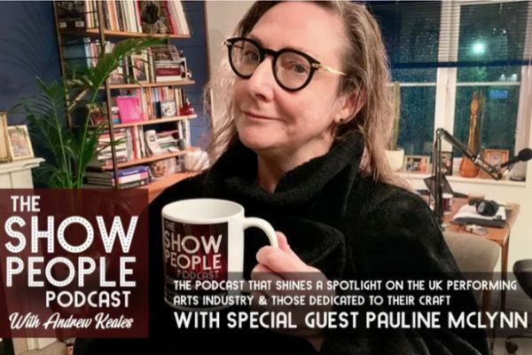 Pauline McLynn Show People podcast