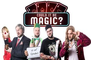 Could it Be Magic? - Chiswick Playhouse - January 2020