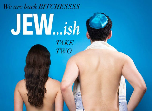 JEW...ish runs at London's King's Head Theatre from 14-19 January 2020