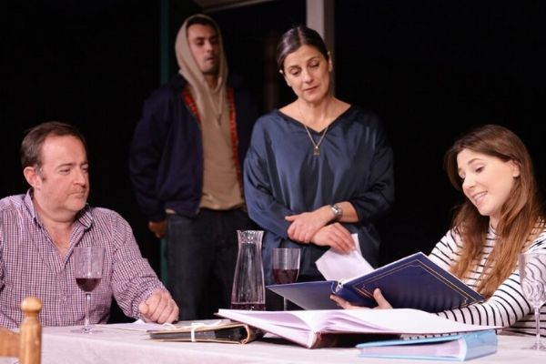 For the Sake Of Argument at Bridewell Theatre