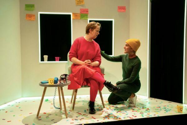 Scrounger at Finborough Theatre