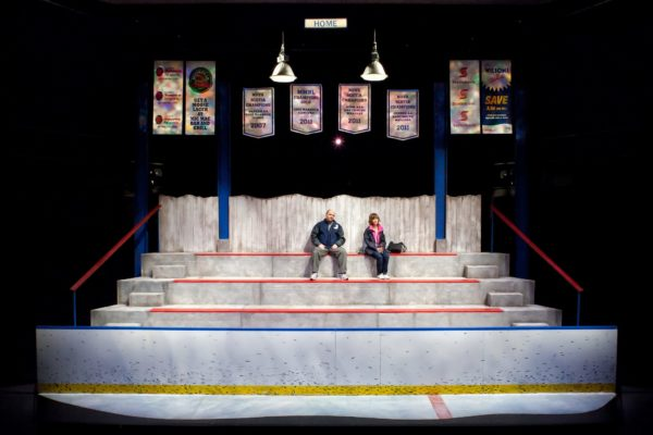 Hockey Mom, Hockey Dad premiered in Toronto in 2003