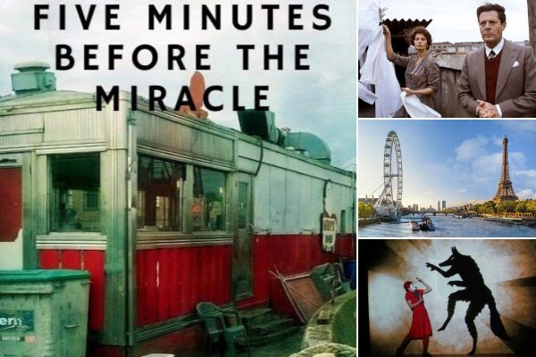 Writer-director Juliette Quenin on her influences and mission of her new company Five Minutes Before the Miracle