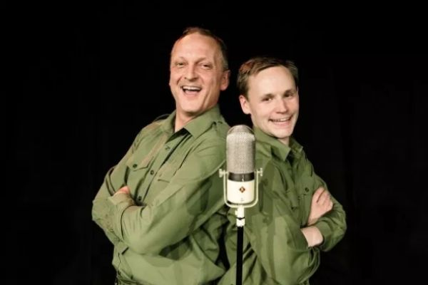 Dads Army Radio Show touring