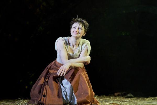 Faustus That Damned Woman Lyric Hammersmith