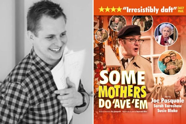Some Mothers Do 'Ave 'Em writer-director Guy Unsworth