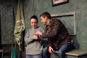 On McQuillan's Hill, running at Finborough Theatre