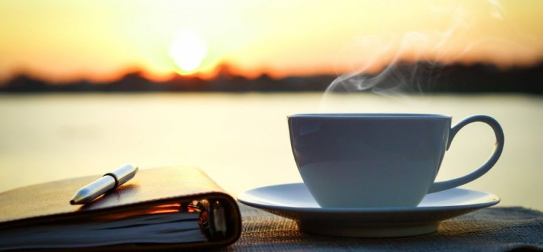 Is morning the best time to write?