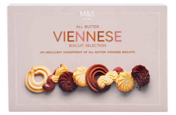 M&S Viennese BIscuit Selection