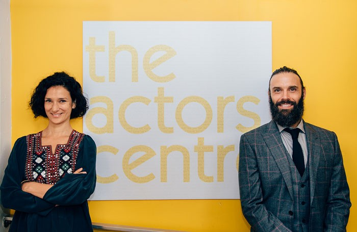 Indira Varma & Joseph Millson are the current Patrons of The Actors Centre