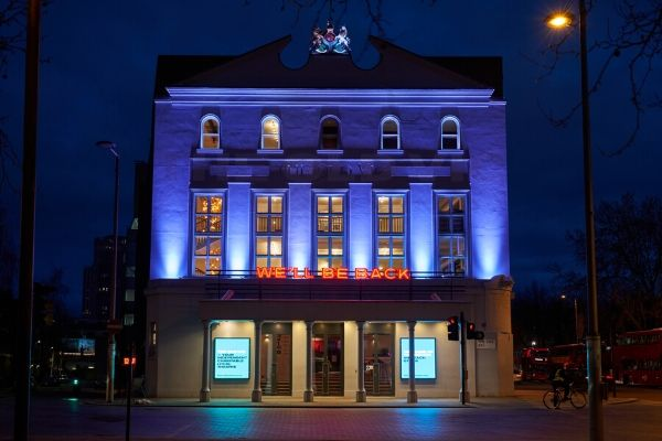 Old Vic We'll Be Back