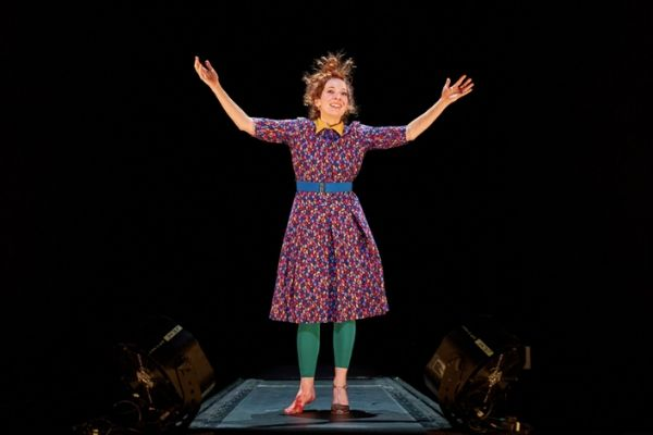ShoeLady at Royal Court Theatre