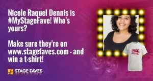 Get all social media for Nicole Raquel Dennis & nearly 5000 other musical theatre stars on www.stagefaves.com